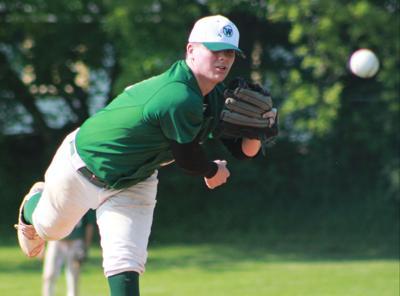 Baseball: Weedsport vs Bishop Ludden - 1