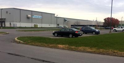 Daikin McQuay facility - November 2016