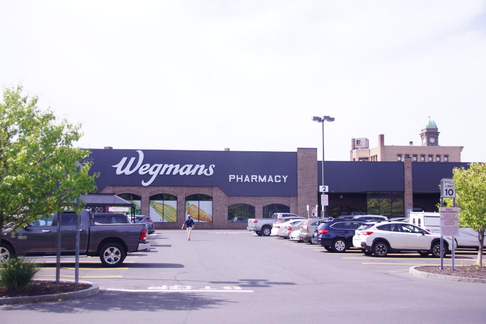 Self-sufficient shopping: Wegmans launches app to guide blind, visually impaired