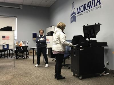 Moravia school district's capital project passes by wide margin