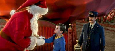 Cayuga County theater thrills children with special showing of 'The Polar Express'