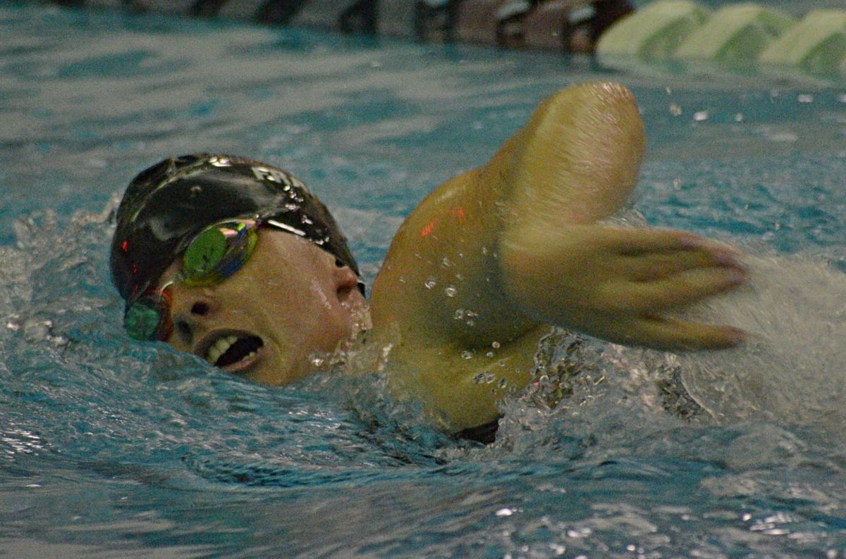 Girls swimming - Auburn vs. Baldwinsville