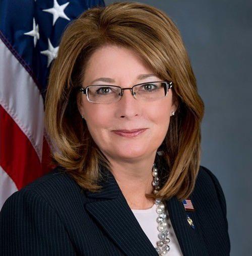 State Sen. Pam Helming