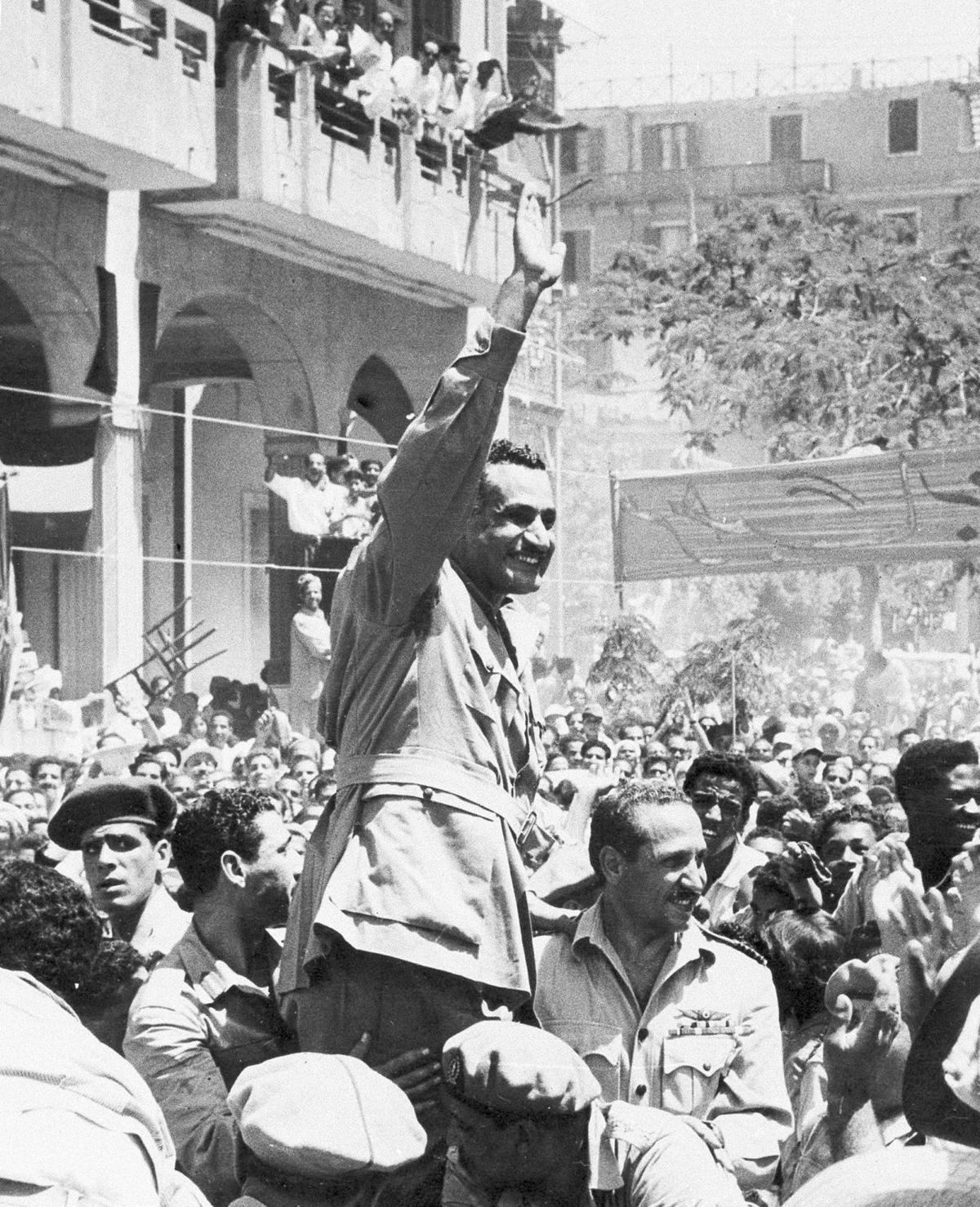 Gamal Abdul Nasser (2):  Bendungan Kontroversial Demi Membangun Pertanian di Mesir