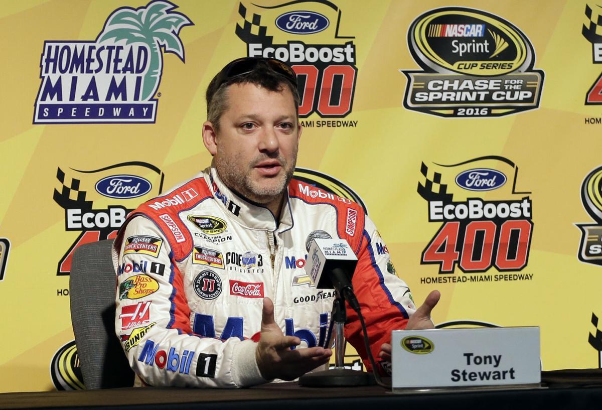 NASCAR Homestead Auto Racing