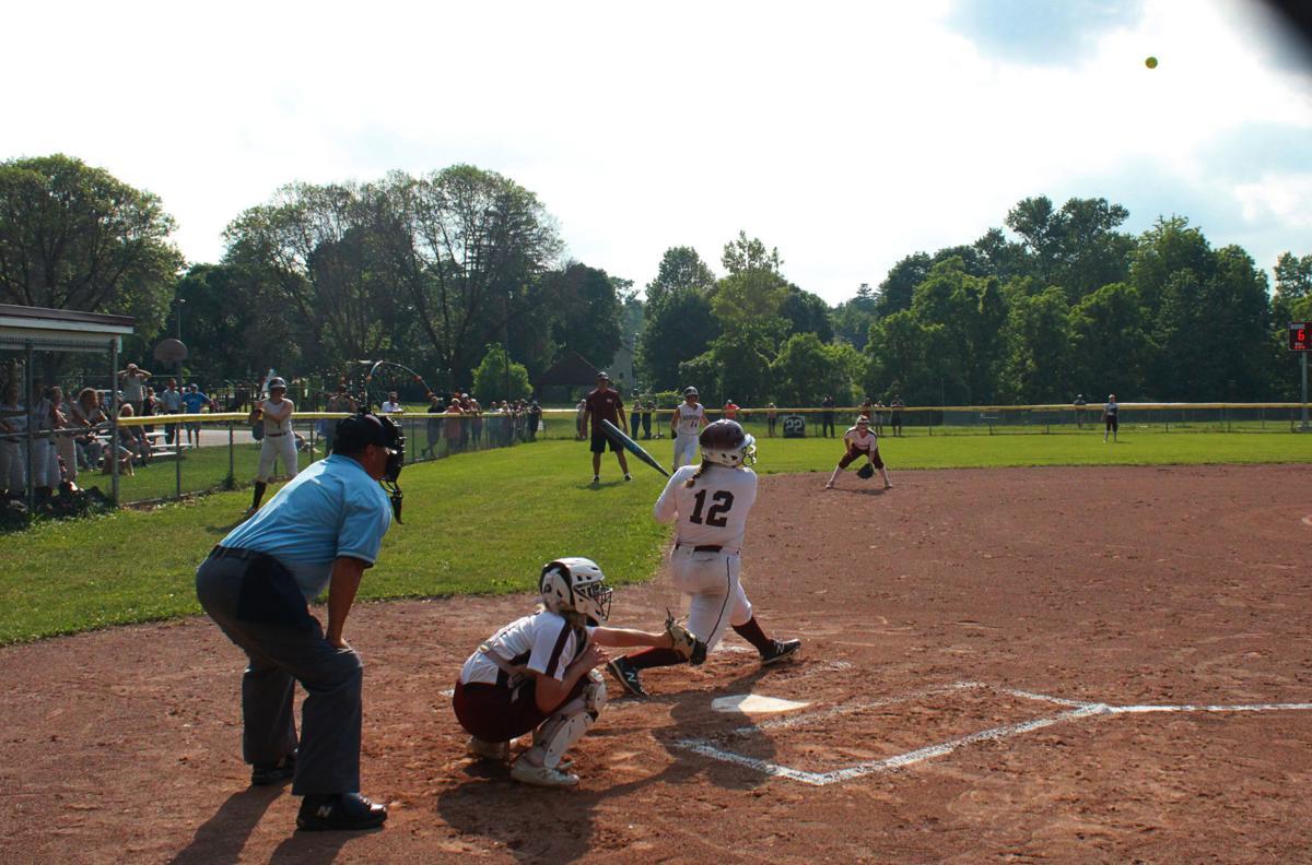 Softball: Auburn vs Central Square - 1