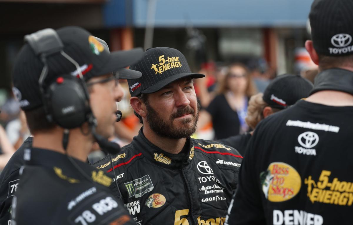 NASCAR Truexs Future Auto Racing