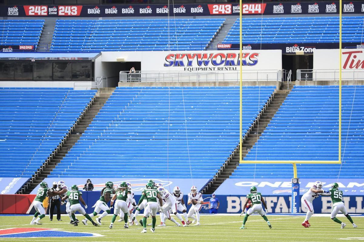 State Will Allow 6 800 Fans At Buffalo Bills Home Playoff Game Local Sports Auburnpub Com