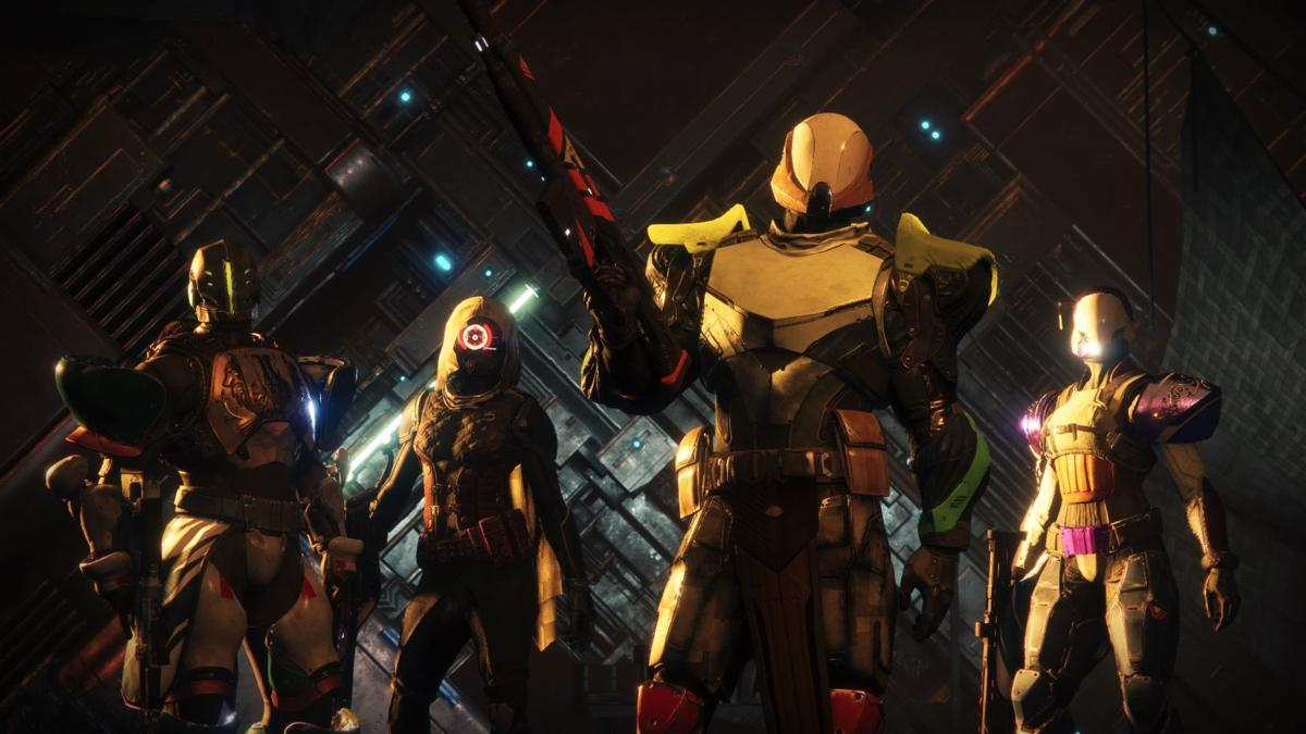 review destiny 2 ps4 reduces the grind but its gears are
