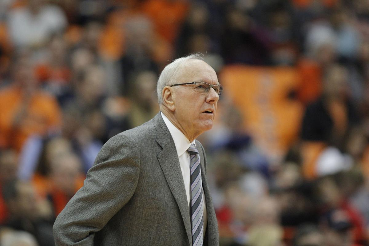 Jim Boeheim Will Coach Syracuse Against Duke First Game Since Fatal Accident Local Sports Auburnpub Com