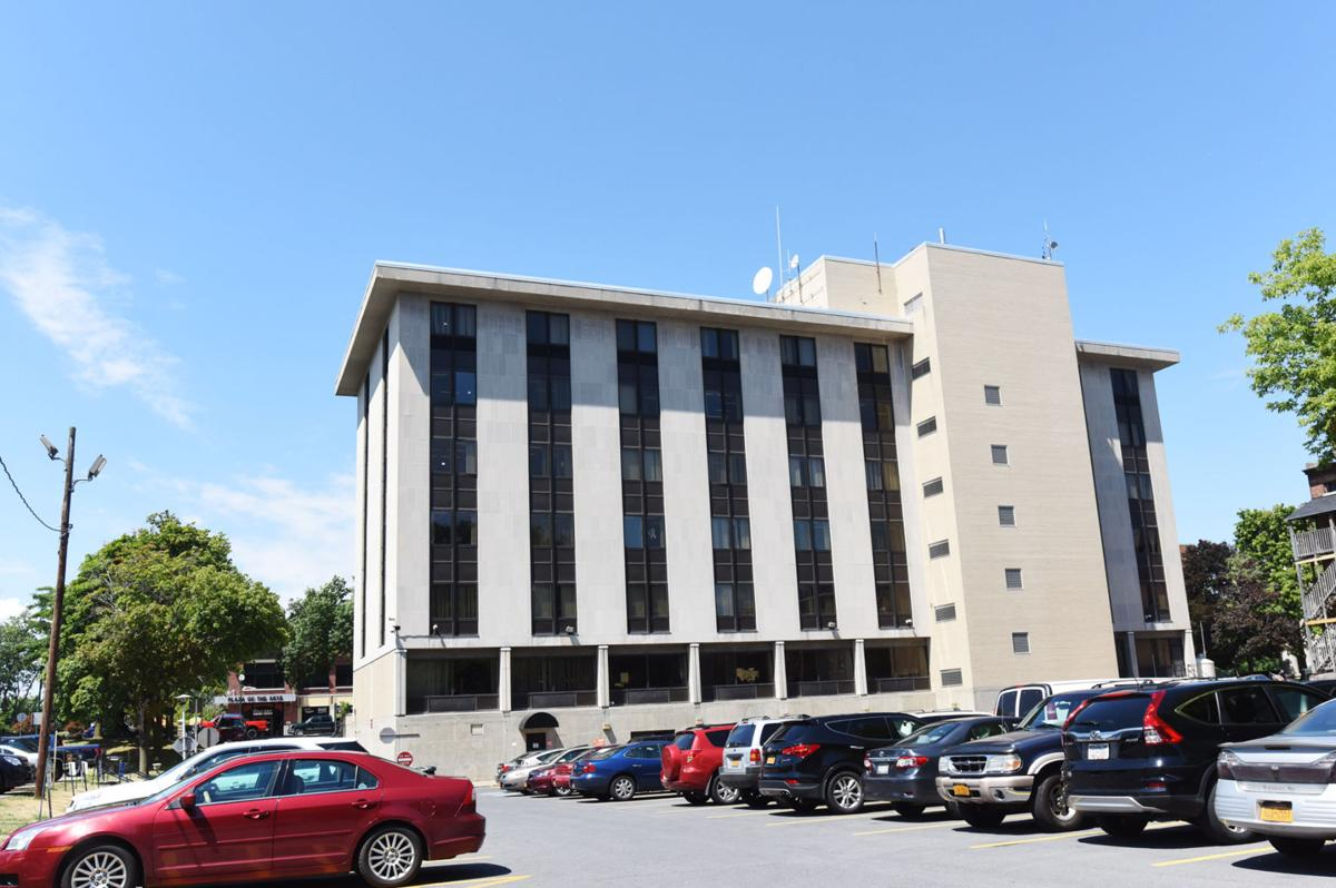 Our view not so fast on plan for new cayuga county office for Auburnpub