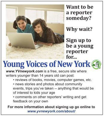 Newspapers in Education blog: Join Young Voices of New York