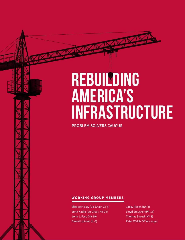 Rebuilding America's Infrastructure