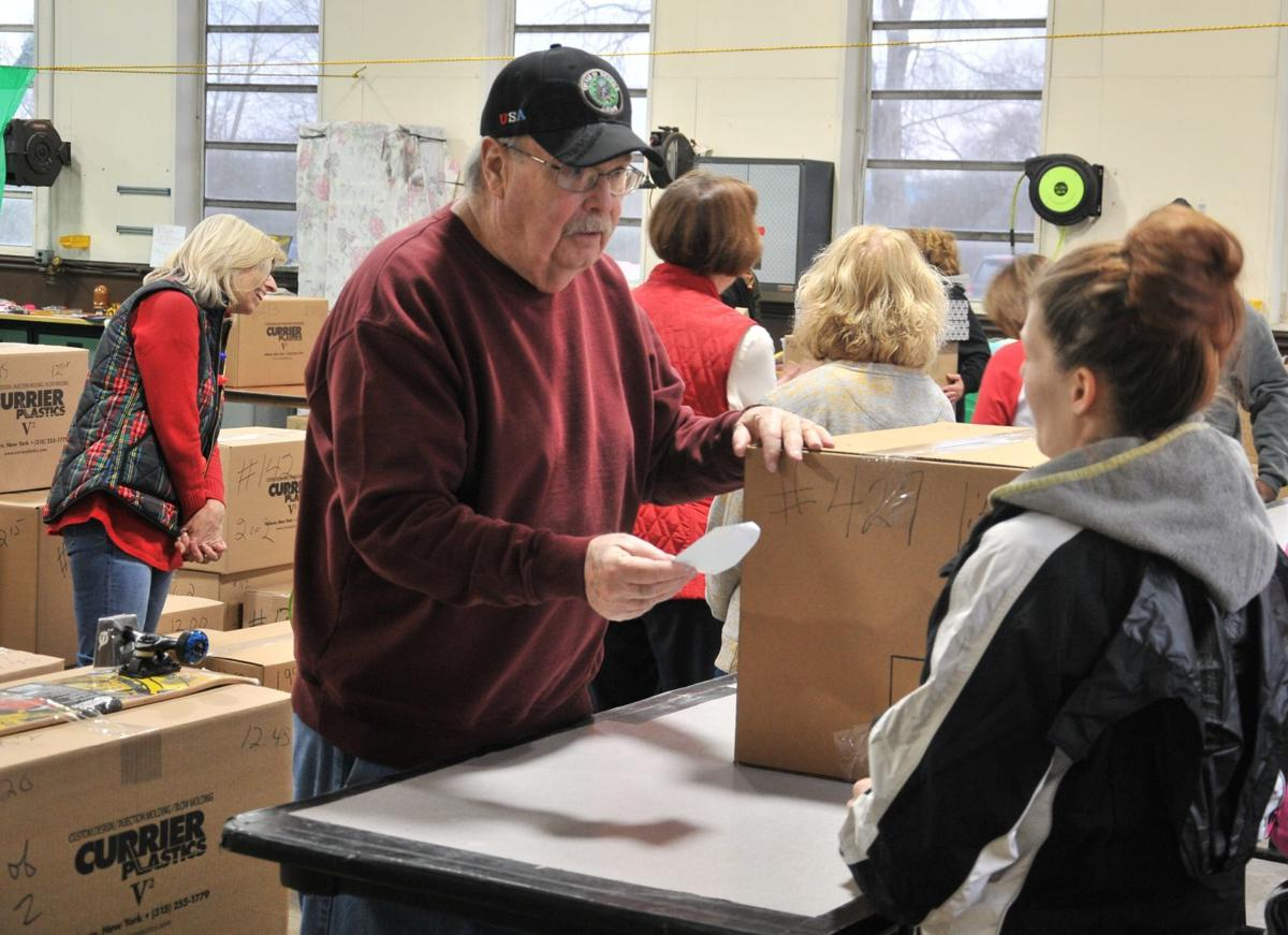Cayuga County's Christmas Elf helps hundreds of families in need with gifts