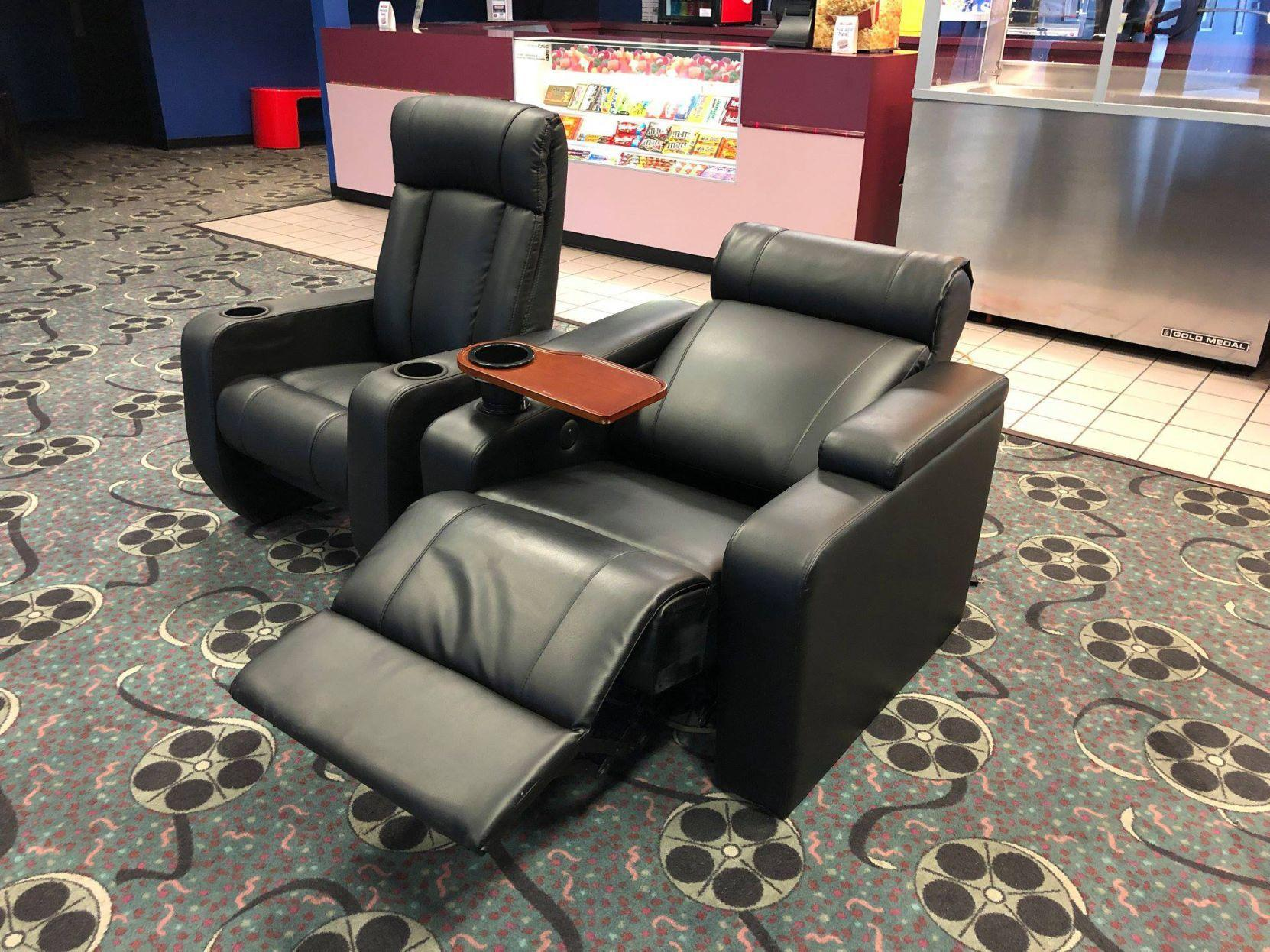 Cayuga County movie theater to replace seats with recliners