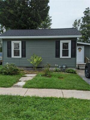 3 Bedroom Home in Baldwinsville - $84,900