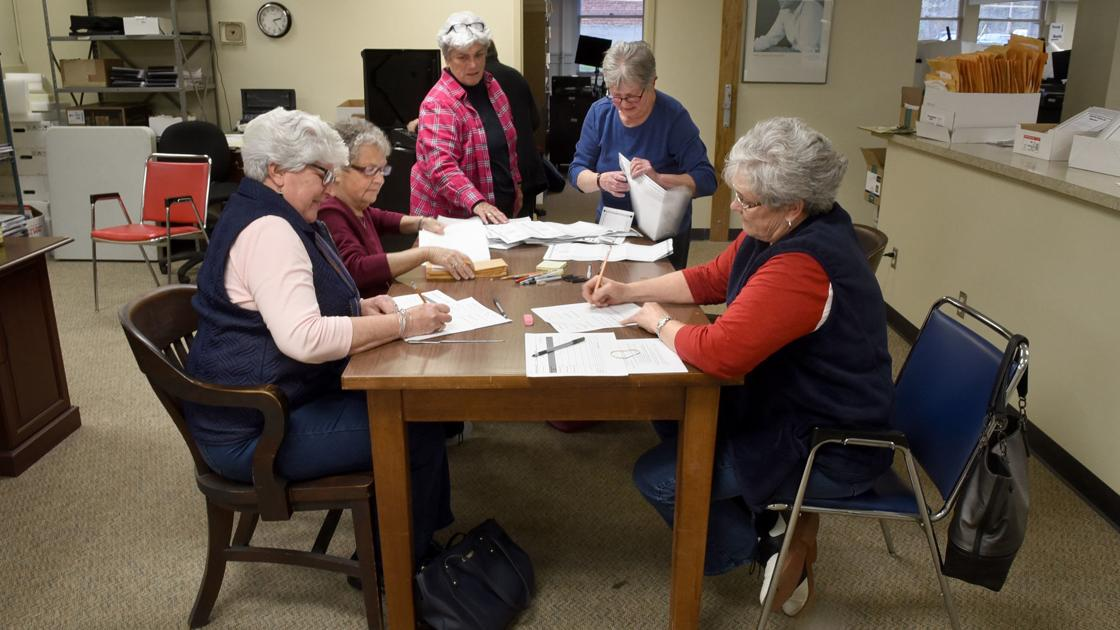 Absentee ballot counting begins this week, will decide crucial Cayuga County races - Auburn Citizen