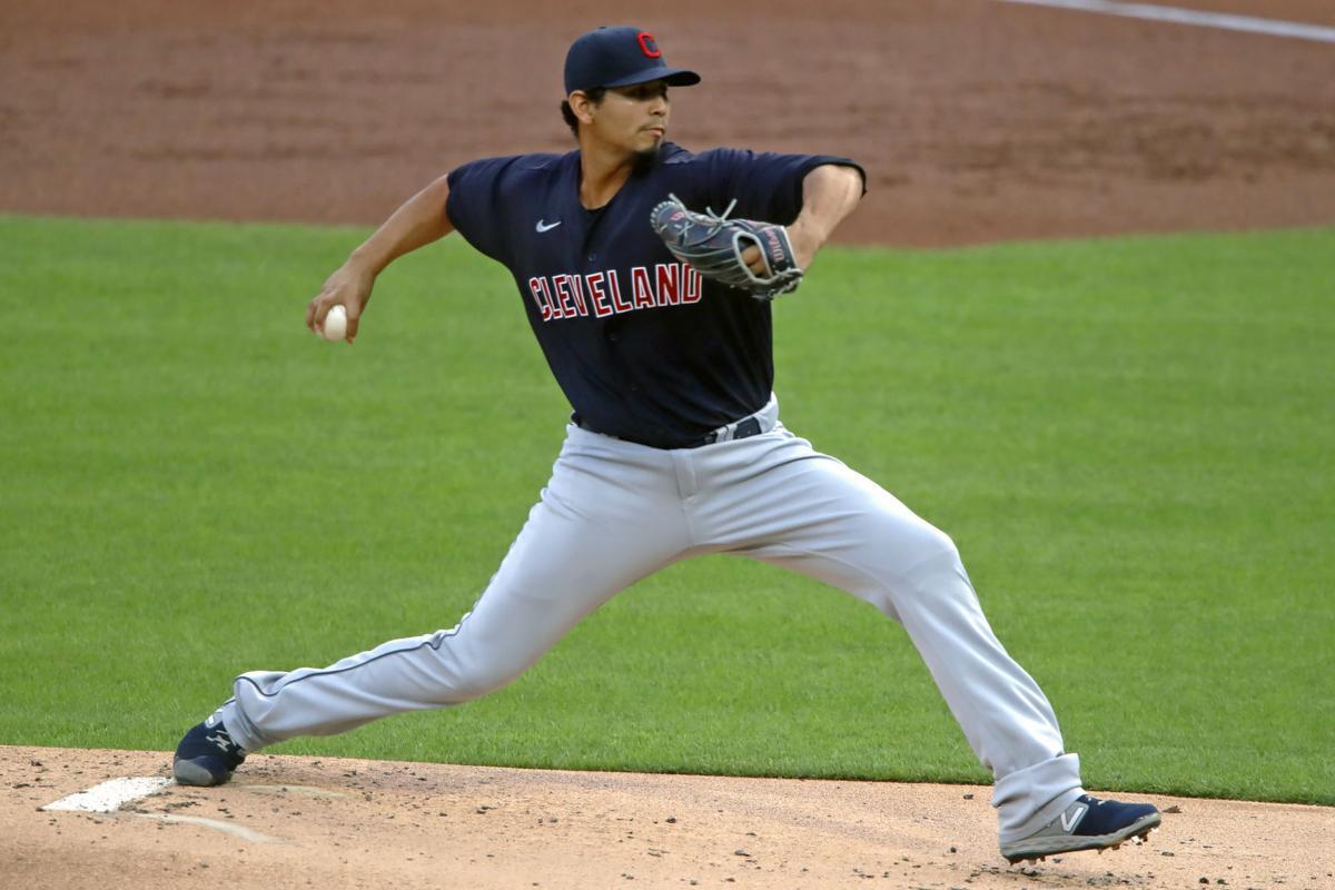 Mets Indians Trade Baseball