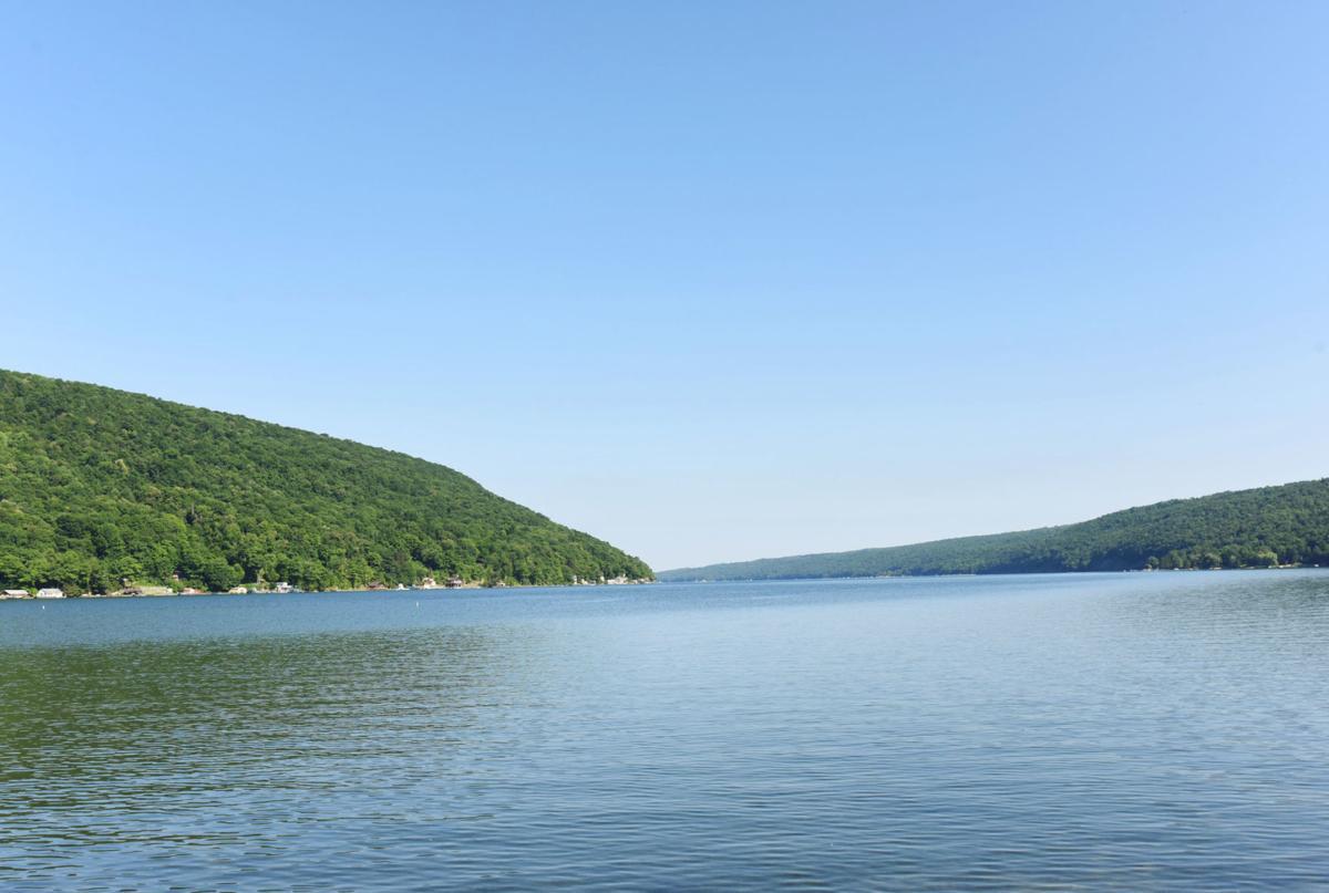 Skan Lake