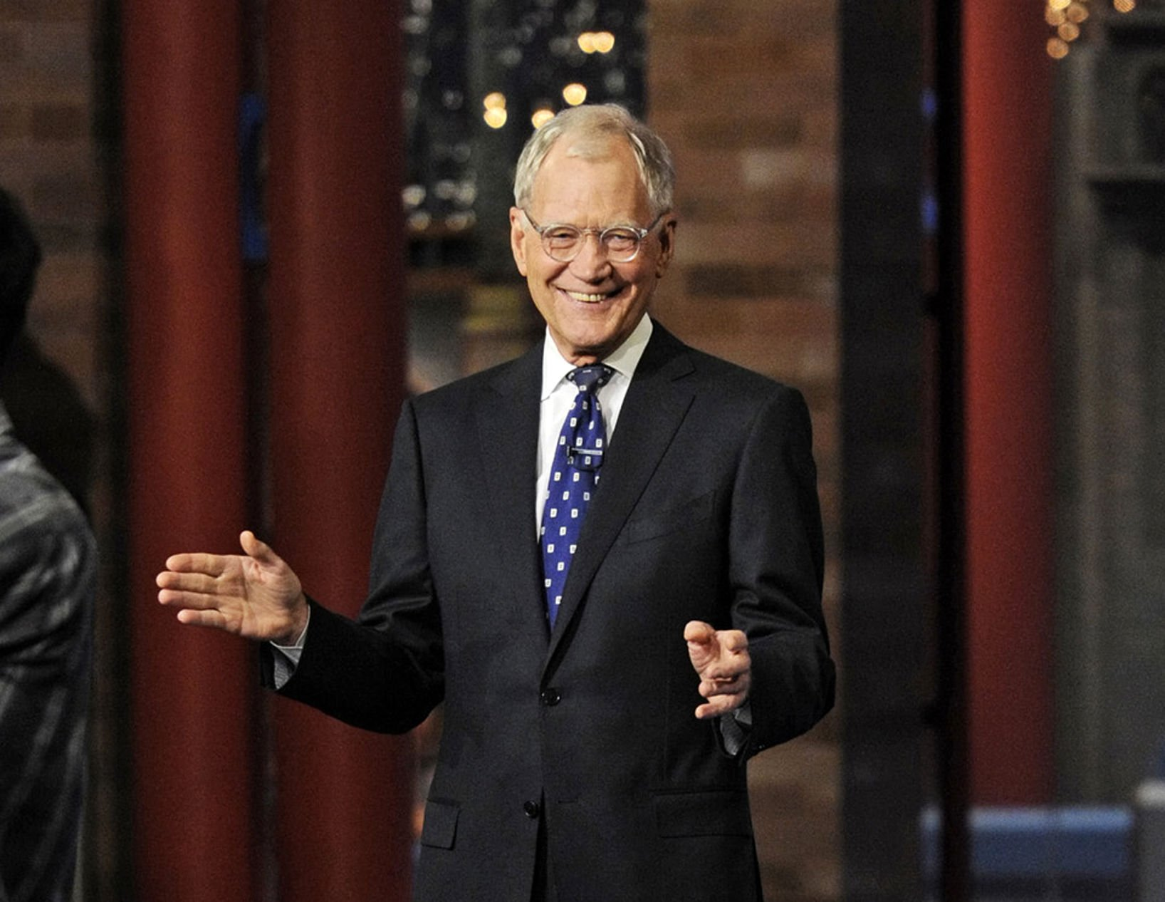 Letterman leaving retirement to host Netflix TV series