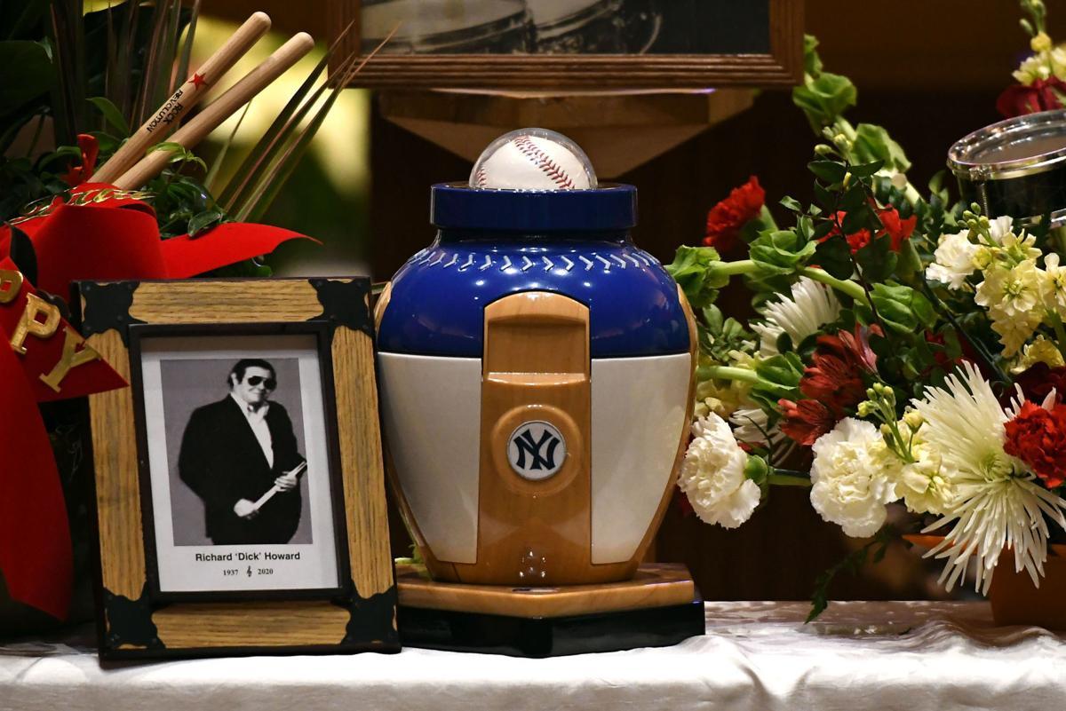 Dick Howard funeral 2