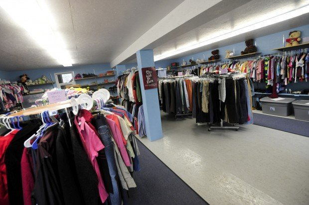 The Community S Closet Second Baptist Church Expands Free