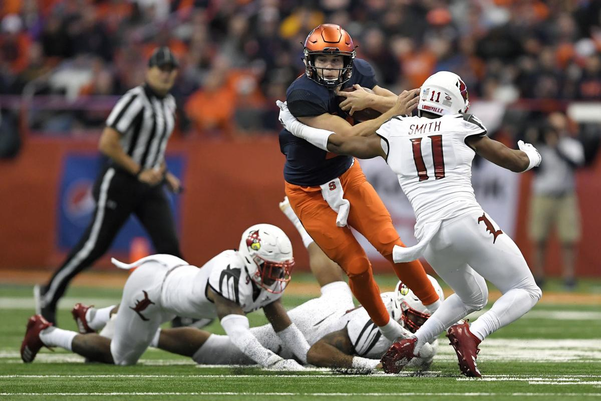 Louisville Syracuse Football