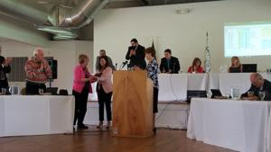 Auburn women recognized as Cayuga County 2019 Senior Citizens of the Year