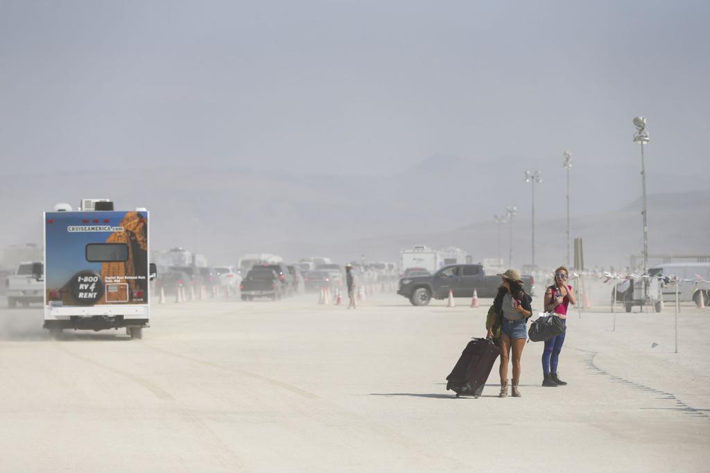 The best photos from Burning Man 2016   Entertainment   auburnpub.com