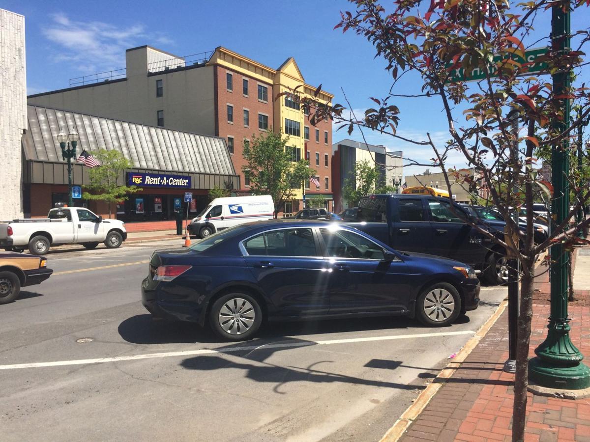 Genesee Street parking