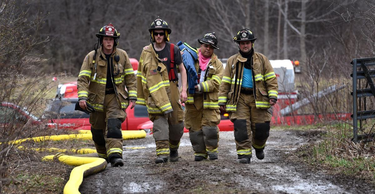 Lumber Fire