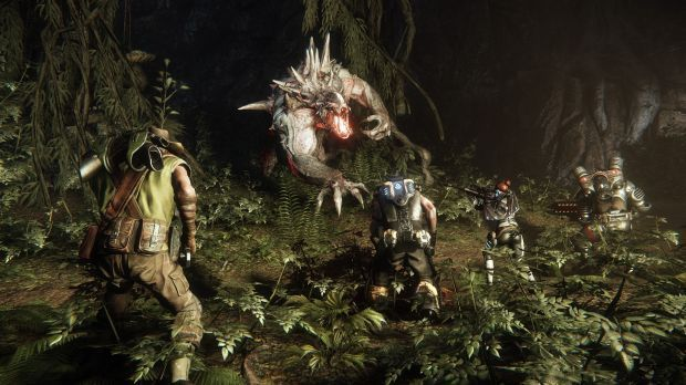 Evolve PS4 Review A Fun Game A Grueling User Experience - Power Relay Evolve