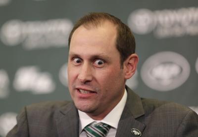 Jets-Gase's Eyes Football