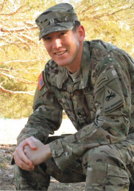 Staff Sgt. Francis G. 'Frankie' Phillips IV