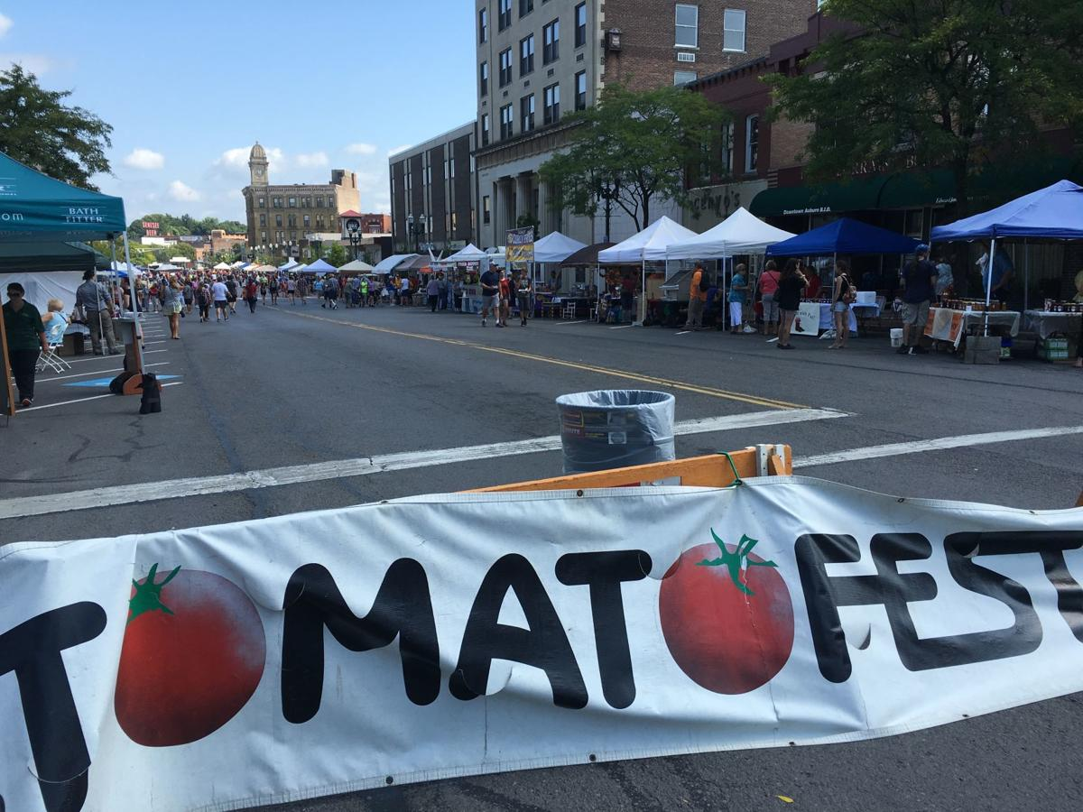 TomatoFest finding its groove in downtown Auburn