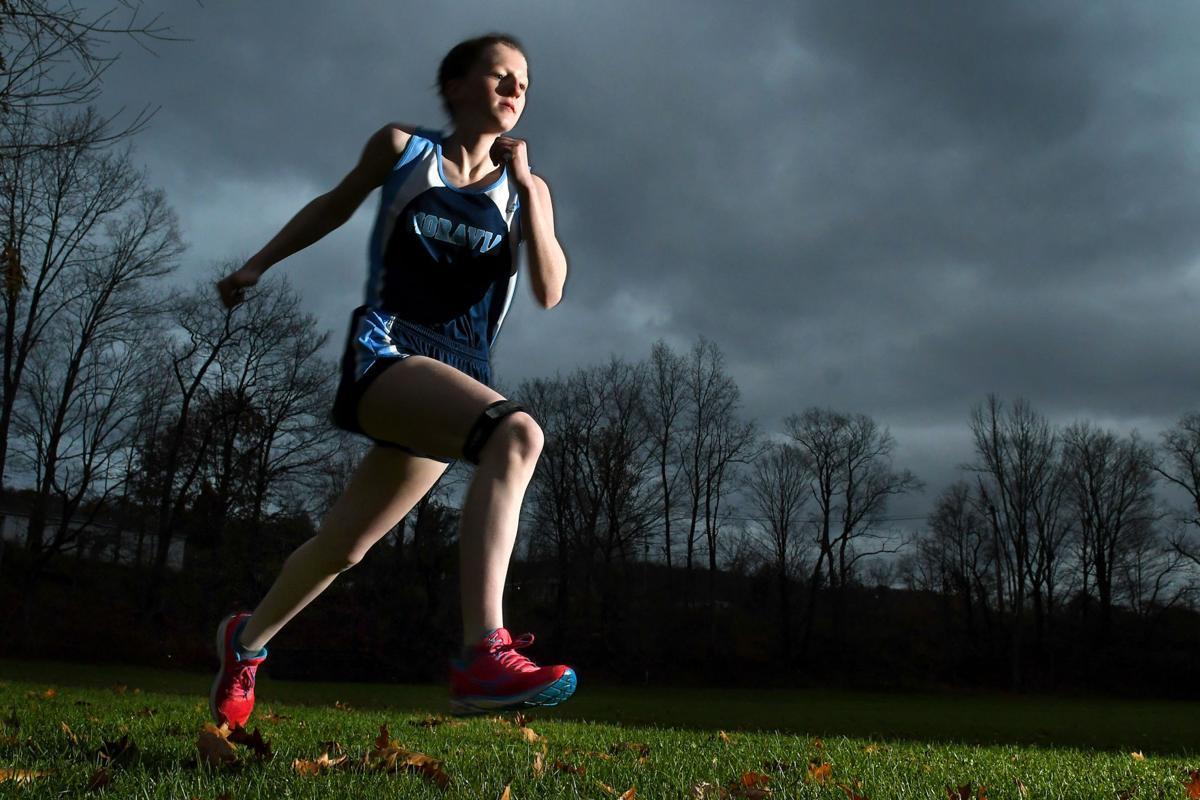 Girls Cross Country Runner of the Year: Jenna Morris, Moravia