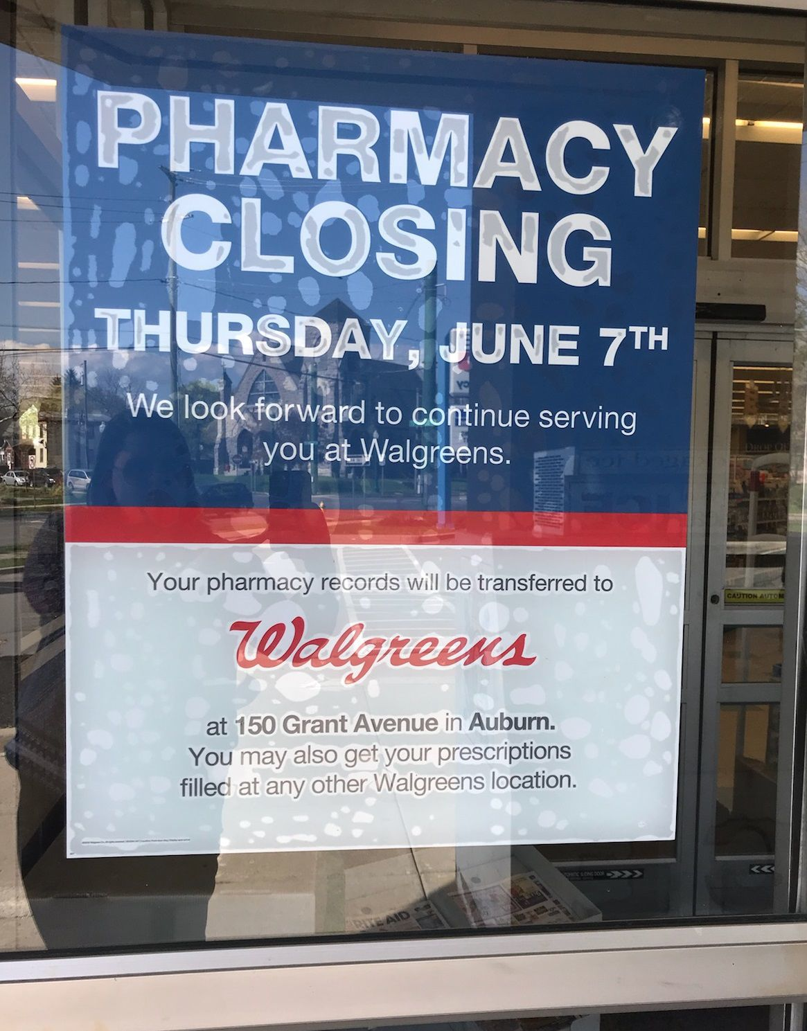 64ff26ef07 East Genesee Street Rite Aid in Auburn bought out by Walgreens will ...