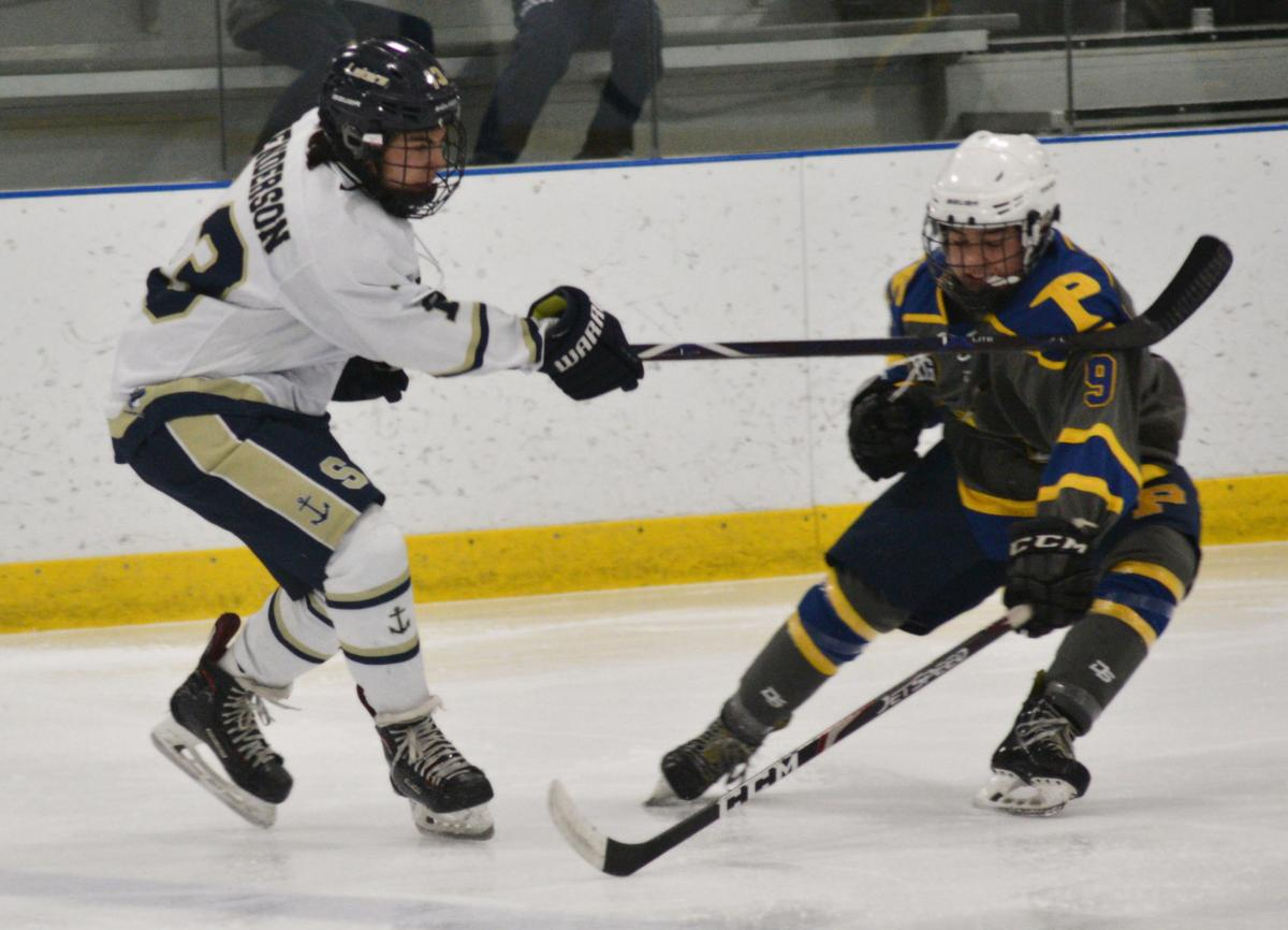 Ice hockey - Skaneateles vs. Pelham - 3