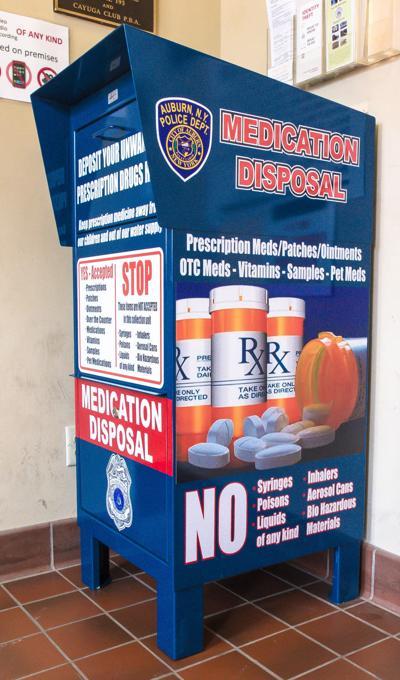 Auburn Police Kinney Drugs To Take Back Expired Unwanted