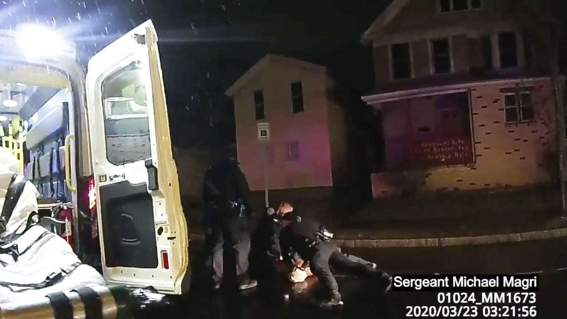 Grand jury in Daniel Prude death voted 15-5 to clear 3 Rochester cops