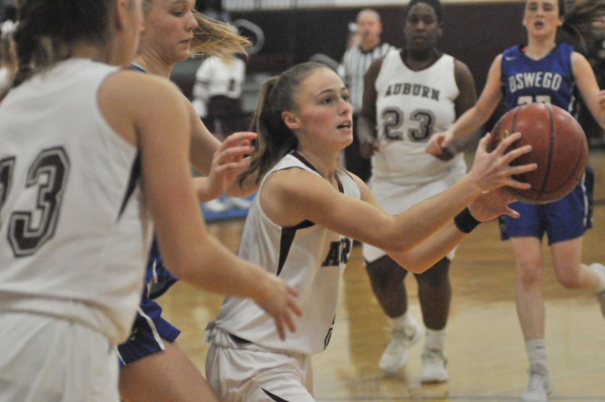 Auburn Girls Basketball Shows Signs Of Veteran Team In Win