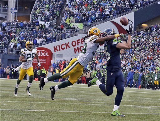 Seattle Seahawks rally stuns Green Bay Packers 28-22 in overtime for NFC title | Local Sports | auburnpub.com