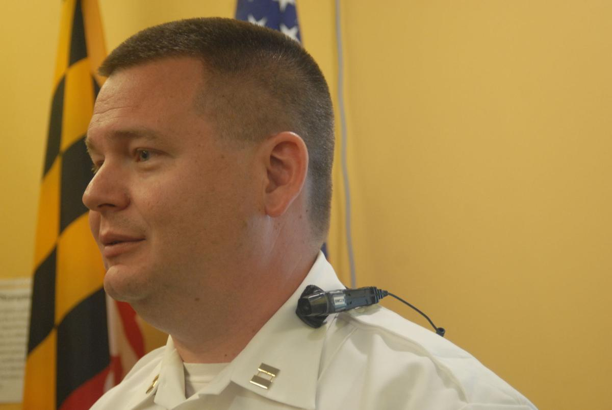 Majority of county officers to be equipped with body cameras