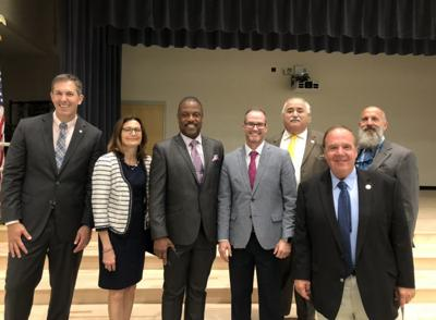Baltimore County staff attends DES grand opening
