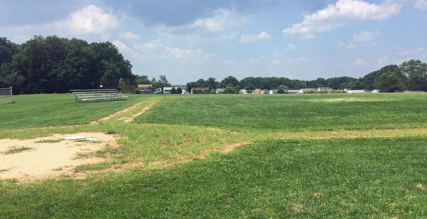 Kenwood baseball field
