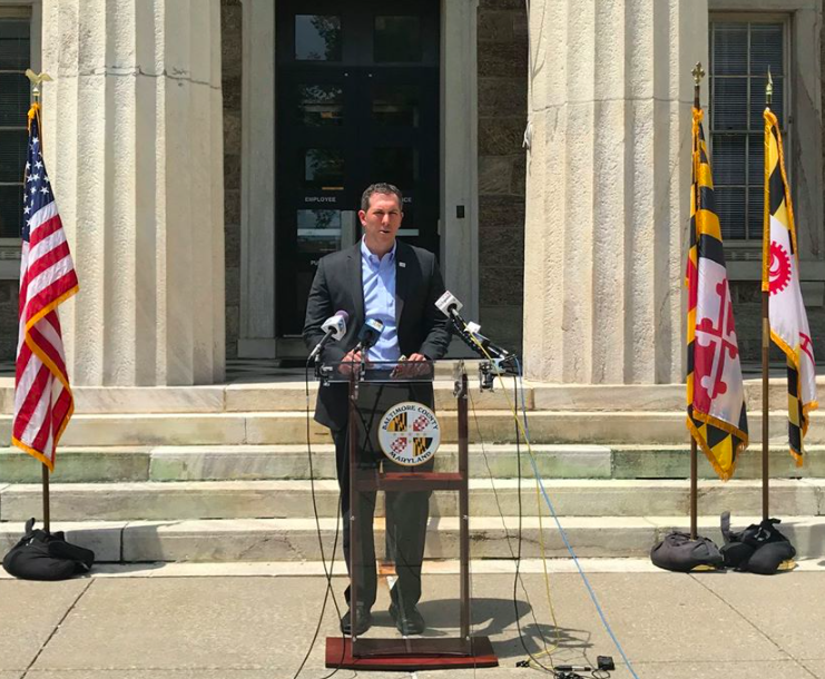Baltimore County to align with Maryland's stage-two reopening steps
