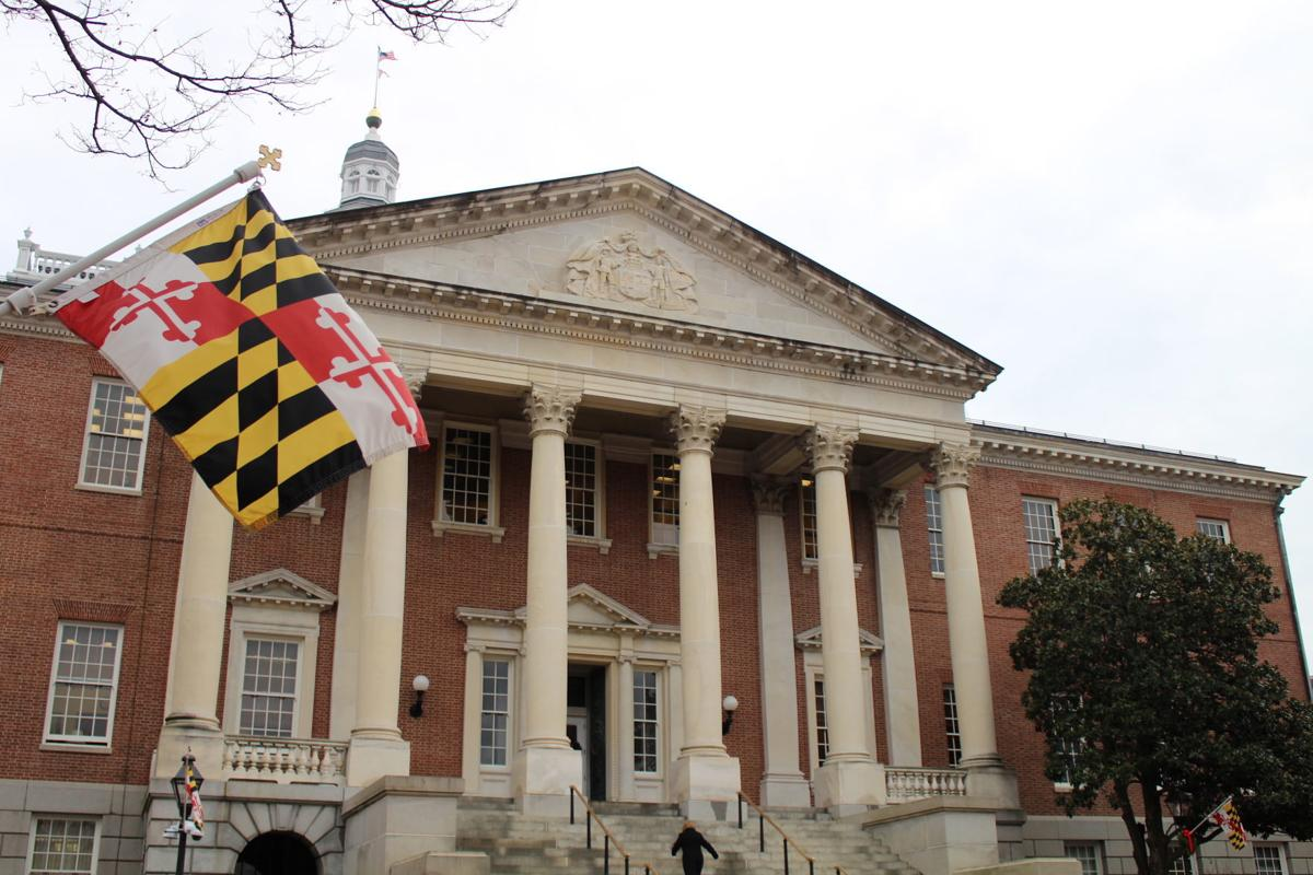 2018 General Assembly Annapolis stock
