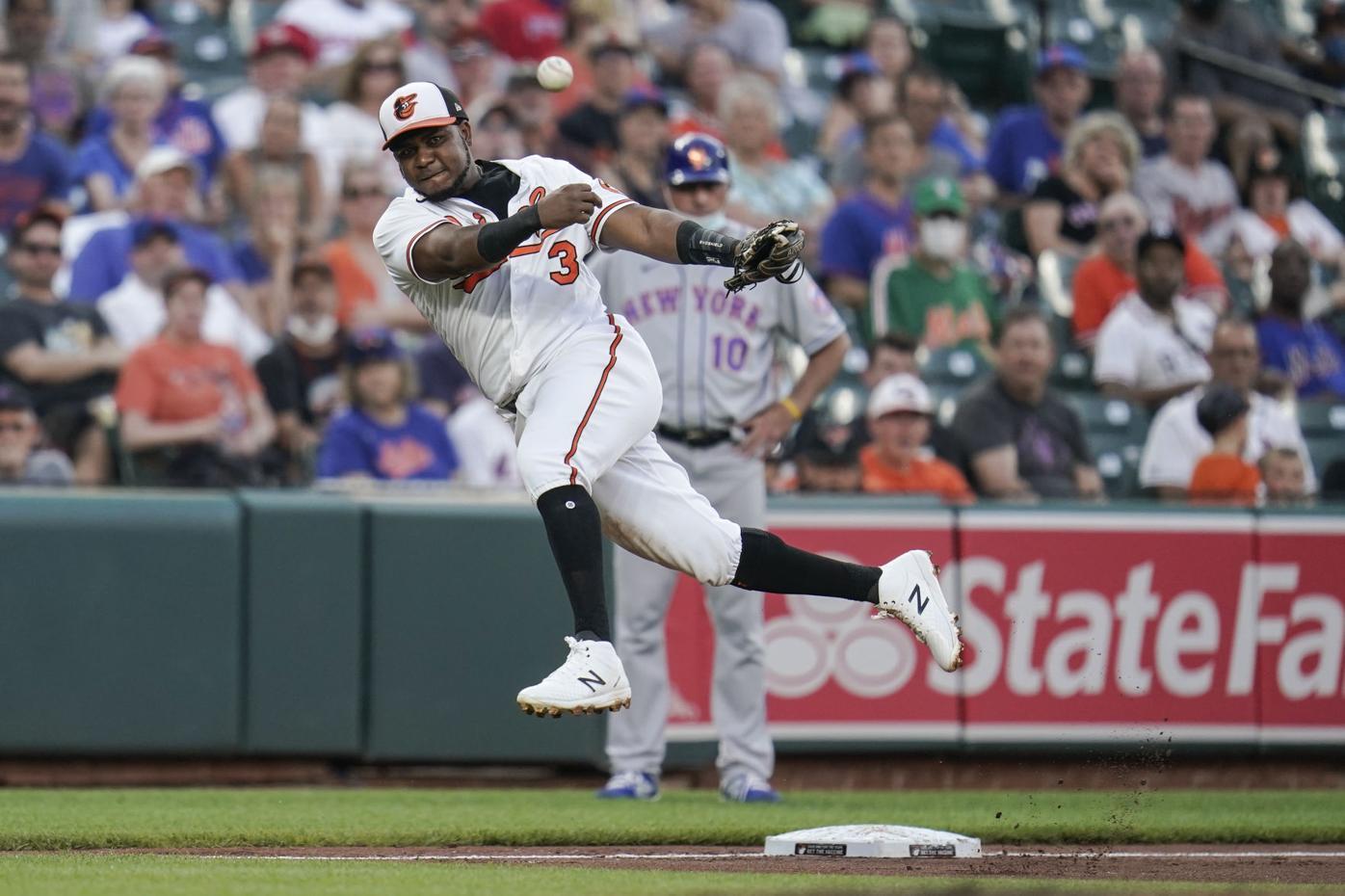 Mets Orioles Baseball