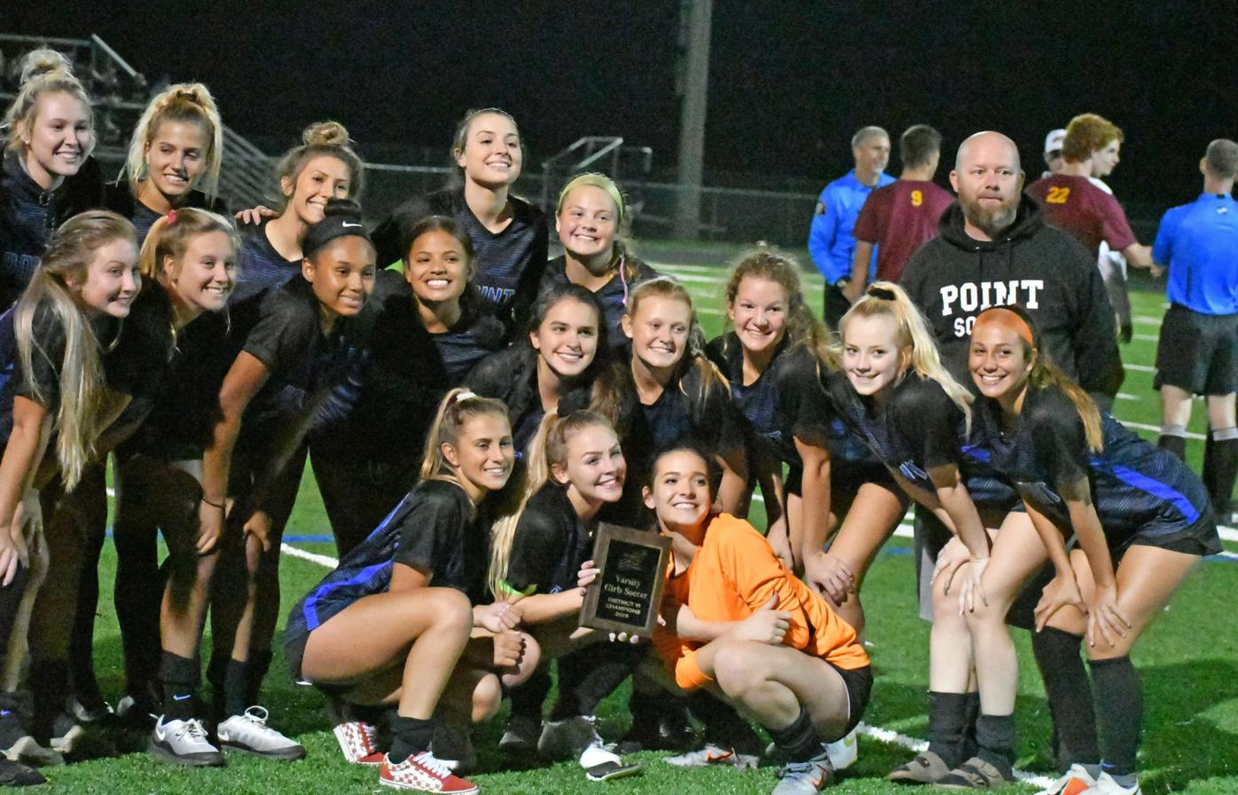 Pointer girls soccer