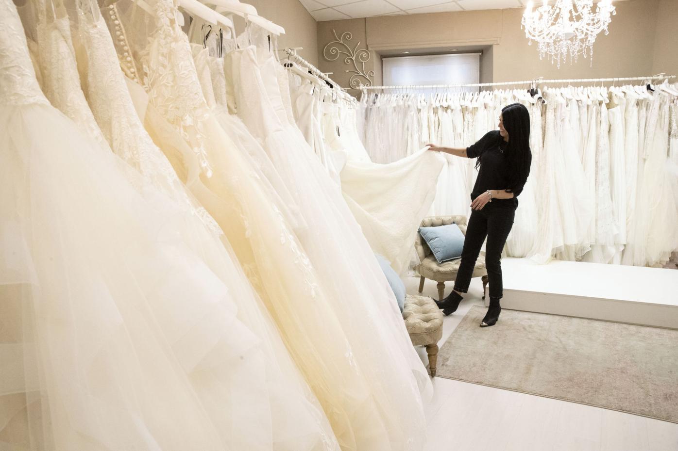 Virus Outbreak Wedding Boom